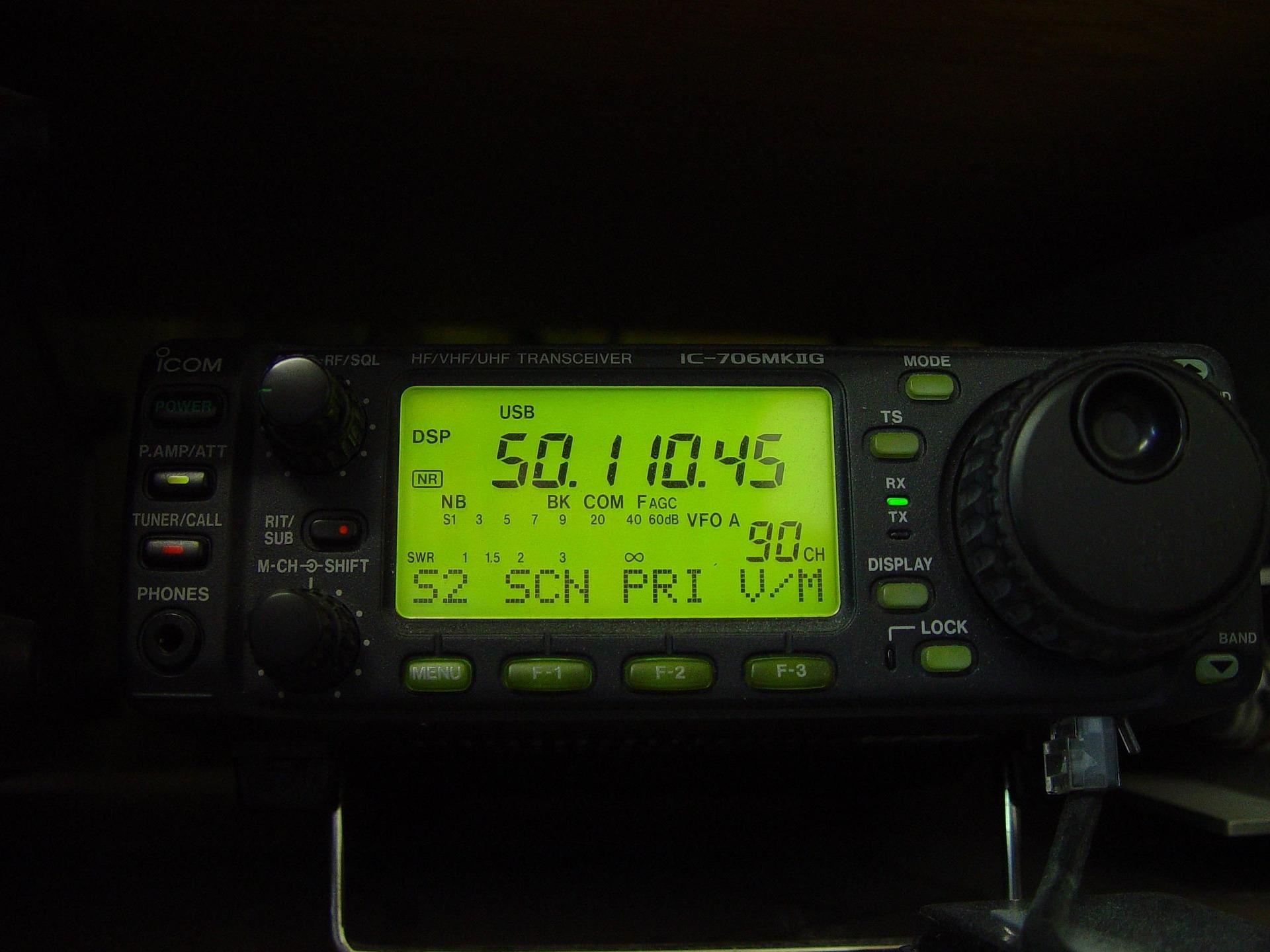 CRR - Radio Bord VHF